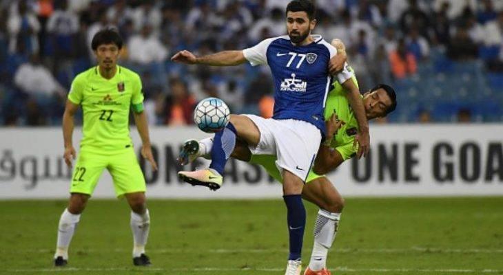 تساوی الهلال و اوراوا ردز در دیدار رفت فینال لیگ قهرمانان آسیا
