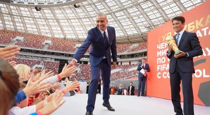 زمان دقیق برگزاری جام جهانی 2018 روسیه