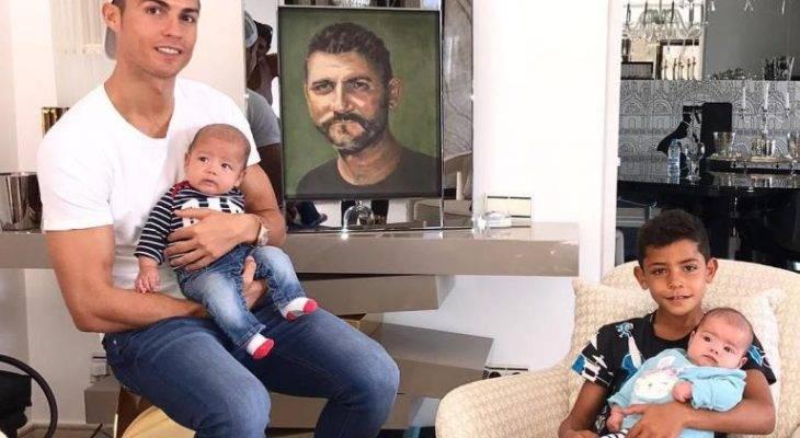 رونالدو: هفت فرزند می خواهم و هفت توپ طلا