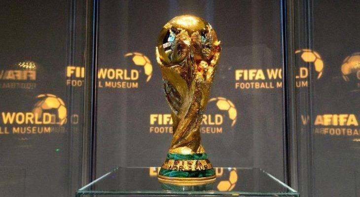 سیدبندی رسمی رقابت های جام جهانی 2018 روسیه