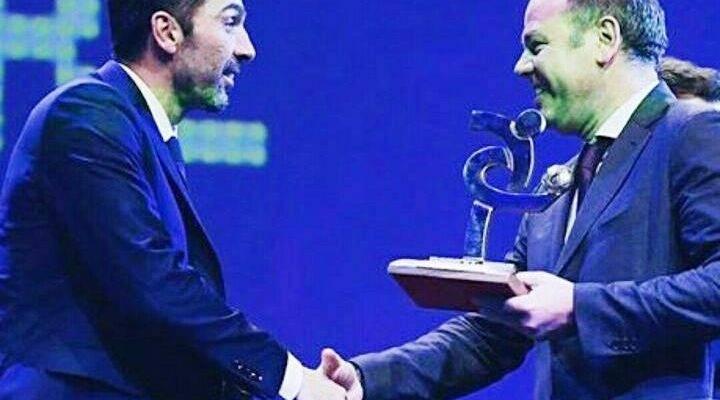 جی جی بوفون، مرد سال فوتبال ایتالیا شد