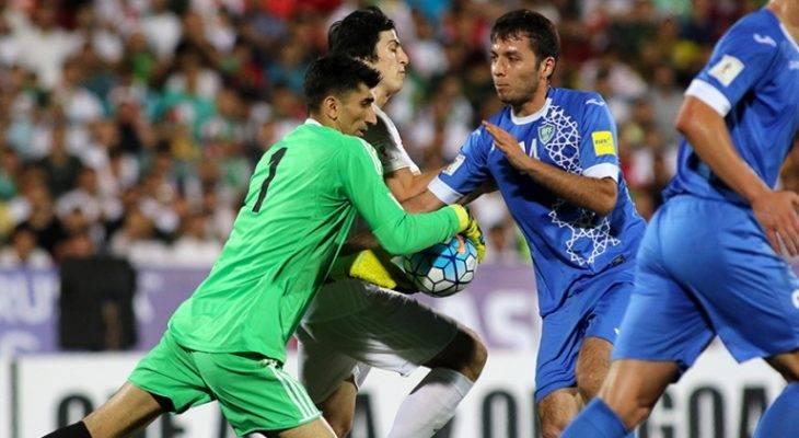 دیدار دوستانه تیم ملی با ازبکستان قبل از جام جهانی