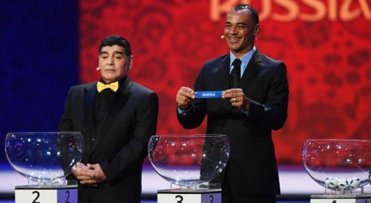 ایران در گروه مرگ جام جهانی با پرتغال، اسپانیا، مراکش
