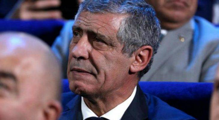 سانتوس: نگران رویارویی با ایران و مراکش هستم