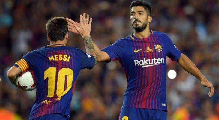 سهم بارسلونا در قهرمانی جام جهانی؛ 13+10
