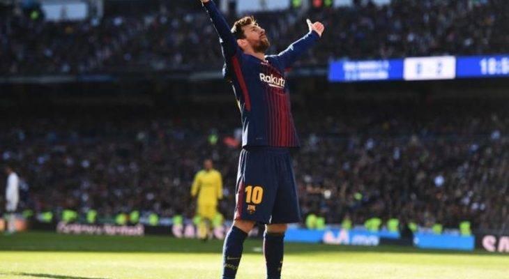 رئال مادرید 0-3 بارسلونا: فتح برنابئو برای قهرمانی