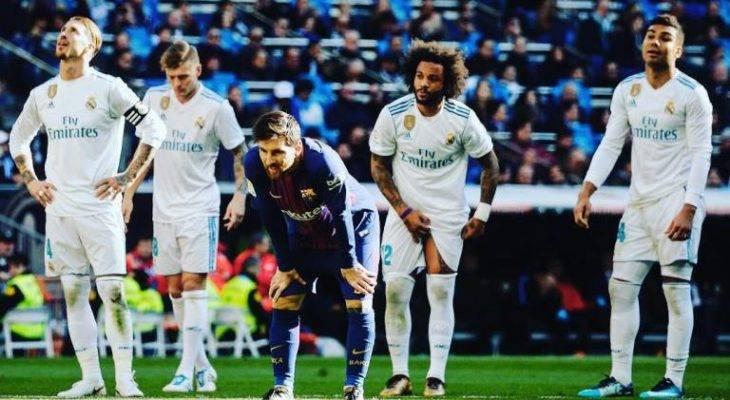پنج دلیل شکست سنگین رئال مادرید در ال کلاسیکو