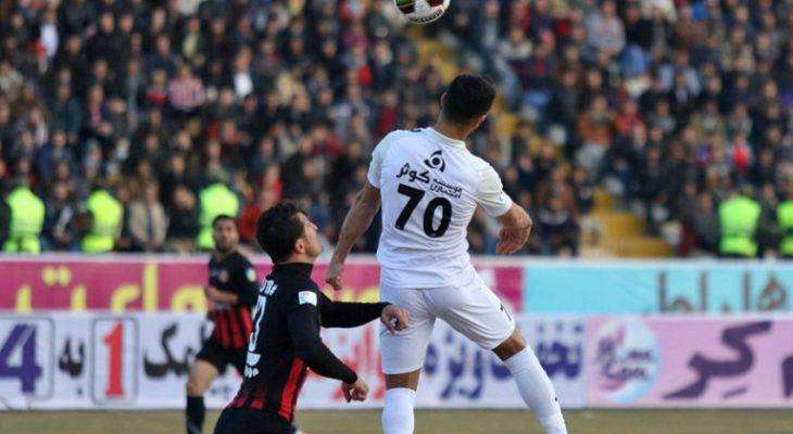 سیاه جامگان 0-1 پرسپولیس: گل سه امتیاز علیپور