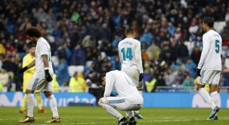 رئال مادرید زیدان؛ بدترین رئال قرن بیست و یک
