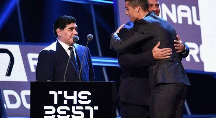 مارادونا: کریس رونالدو بهترین بازیکن تاریخ نیست
