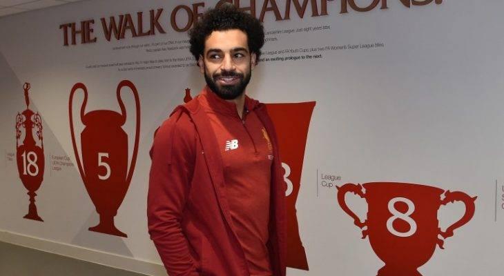 محمد صلاح مرد سال2017  فوتبال آفریقا شد