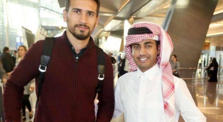 رسمی: سجاد شهباززاده به القطر پیوست