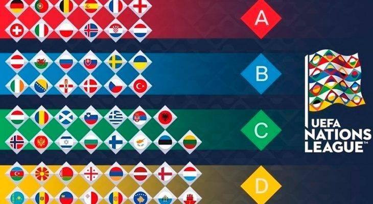 قرعه کشی لیگ ملت های اروپا؛ همگروهی هلند، فرانسه و آلمان