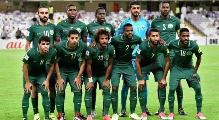عربستان از جام جهانی 2018 کنار گذاشته می شود؟