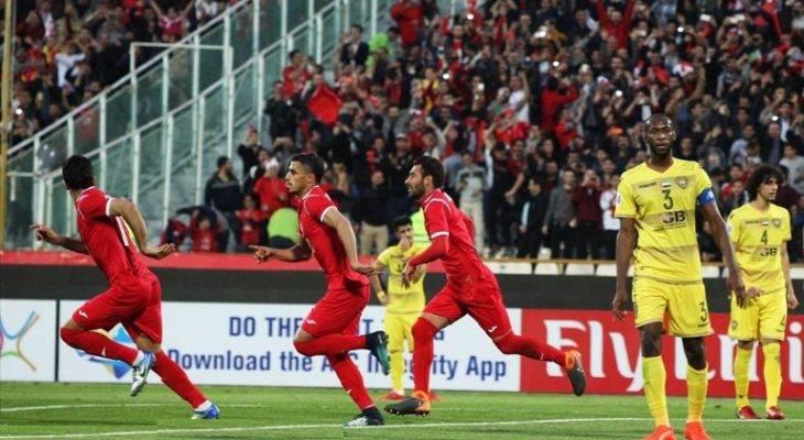 شش نکته از پیروزی پرسپولیس مقابل الوصل در لیگ قهرمانان آسیا