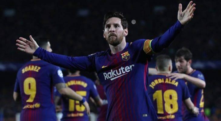 بارسلونا و مسی؛ 5 گل برای ثبت رکوردهای تاریخی