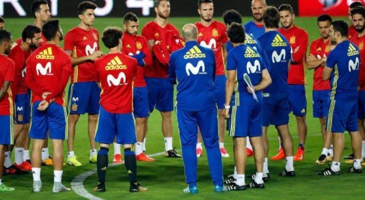 معرفی حریفان ایران در جام جهانی 2018 روسیه؛ اسپانیا