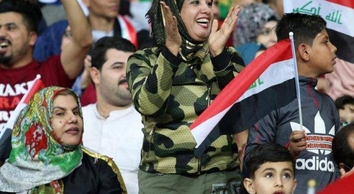 اجازه فیفا به عراق برای برگزاری بازی های ملی در این کشور
