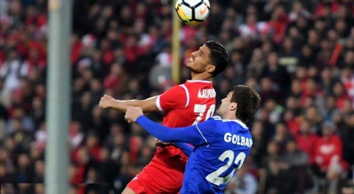 نسف قرشی 0-0 پرسپولیس؛ صعود قرمزها در ازبکستان