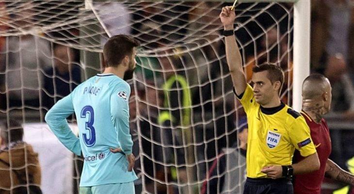 مقصر اصلی حذف بارسلونا چه کسی بود؟