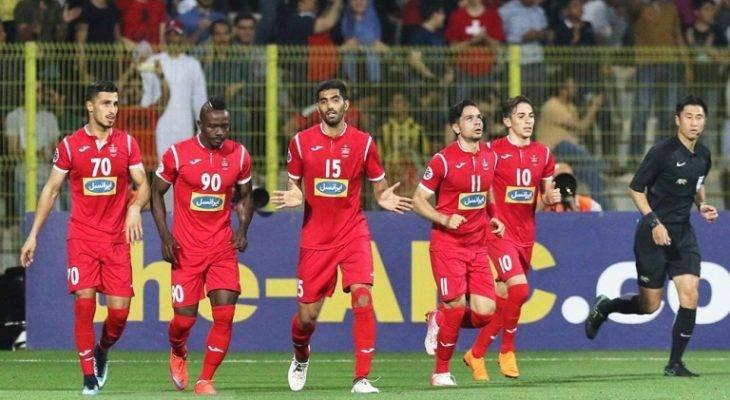 نگاهی به شرایط جدول گروه پرسپولیس در لیگ قهرمانان آسیا