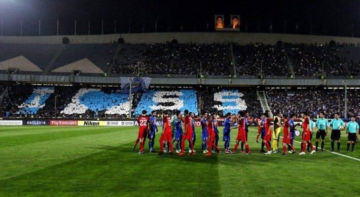 استقلال، پرتماشاگرترین تیم مرحله گروهی لیگ قهرمانان آسیا