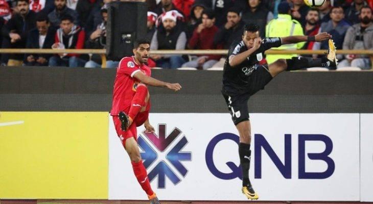 پرسپولیس 1-0 السد قطر: سرگروهی با گل به خودی پورعلی گنجی