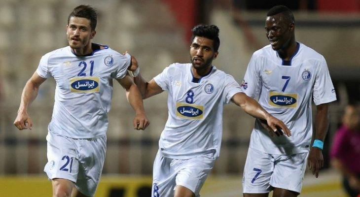 الهلال 0-1 استقلال: سرگروهی با پیروزی دوباره برابر آبی های عربستان