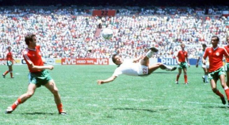 زیباترین گل های تاریخ جام های جهانی؛ گل مارادونا انتخاب نشد