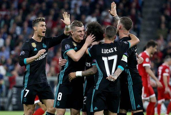 رئال مادرید و رونالدو؛ فاتحان نیمه نهایی لیگ قهرمانان