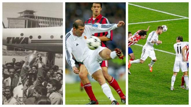 دلیل تاریخی بزرگ برای قهرمانی رئال مادرید در لیگ قهرمانان
