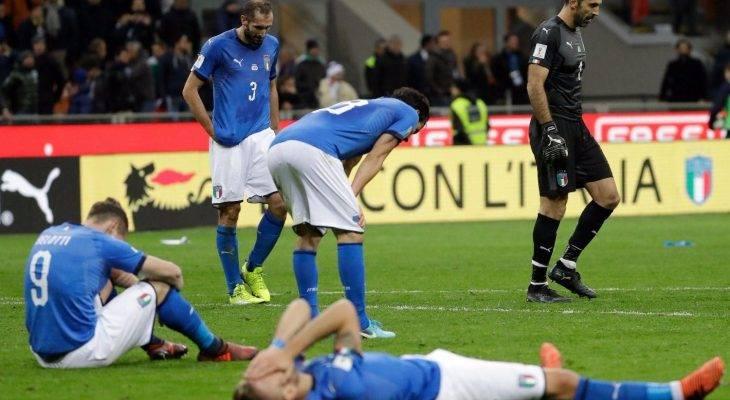 به بهانه غیبت ایتالیا در جام جهانی 2018؛ وقتی بزرگان ناکام بودند