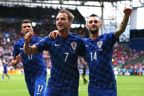 معرفی تیم های حاضر در جام جهانی 2018؛ کرواسی