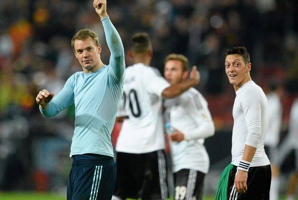 وضعیت مصدوم های تیم ملی آلمان چگونه است؟