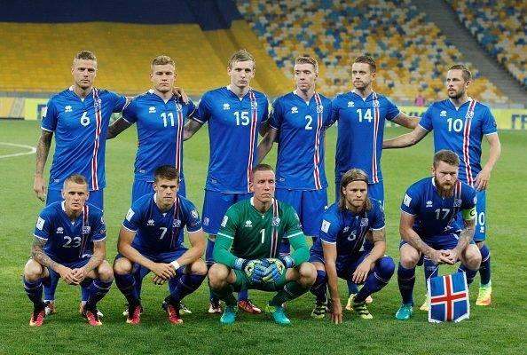 معرفی تیم های جام جهانی 2018؛ ایسلند