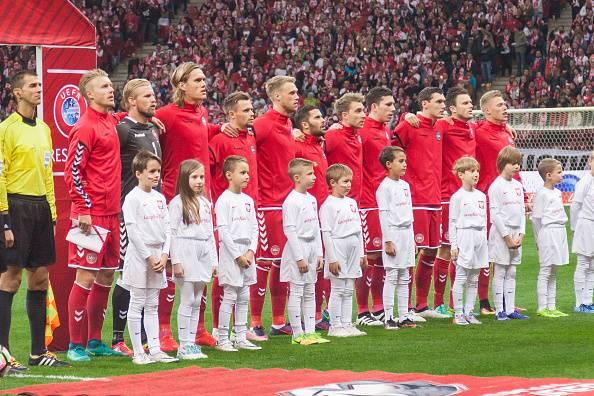 معرفی ها تیم های حاضر در جام جهانی 2018؛ دانمارک