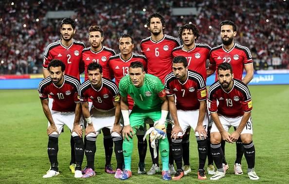 معرفی ها تیم های حاضر در جام جهانی 2018؛ مصر