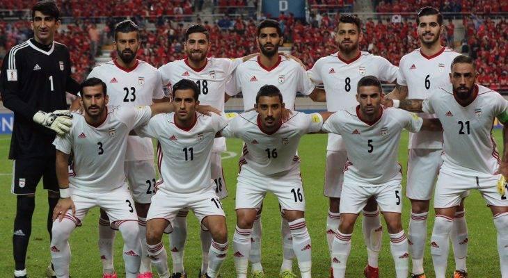 معرفی ها تیم های حاضر در جام جهانی 2018؛ ایران