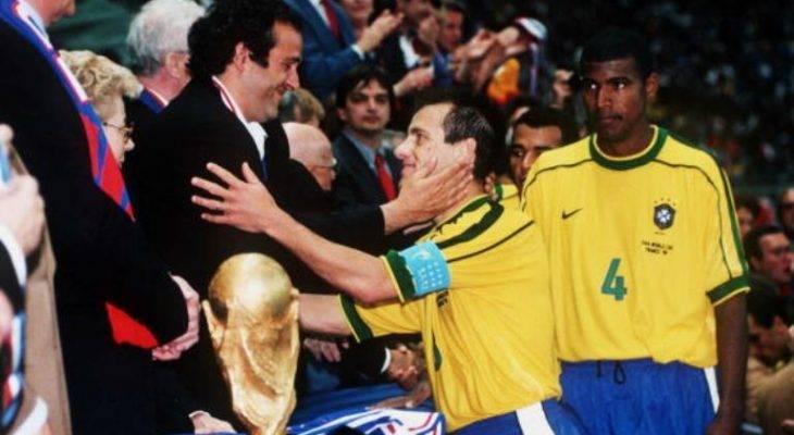 اعتراف پلاتینی به دستکاری قرعه کشی جام جهانی 1998