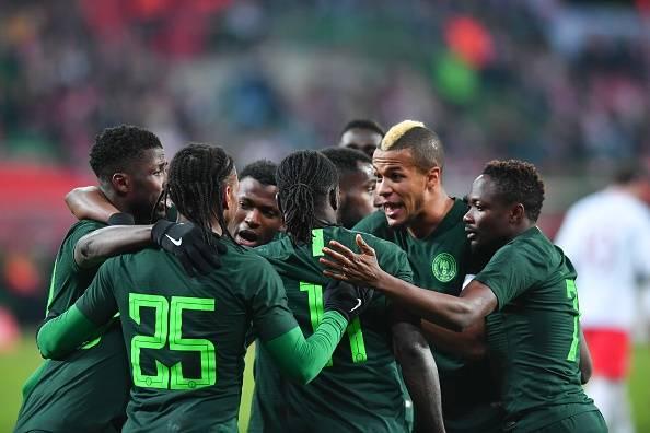 معرفی تیم های حاضر در جام جهانی 2018؛ نیجریه