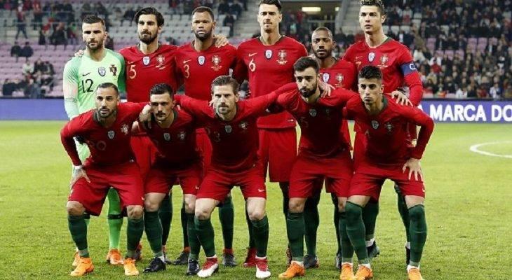 معرفی ها تیم های حاضر در جام جهانی 2018؛ پرتغال