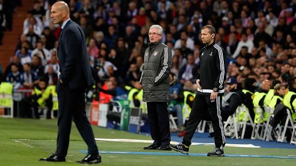 کنایه های سرمربی بایرن به داور دیدار برابر رئال مادرید