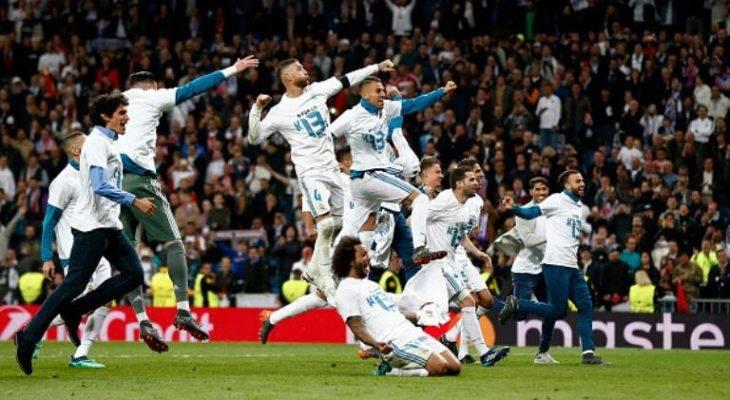 اتحاد ستاره های رئال مادرید برای غلبه بر لیورپول