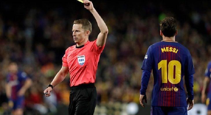 همه صحنه های مشکوک داوری بارسلونا- رئال مادرید