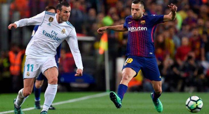 اعتراف مدافع بارسا: همیشه آرزو می کنم رئال مادرید بازنده شود