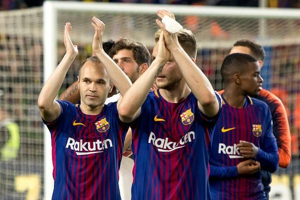 بارسلونا و رضایت از تساوی مقابل رئال مادرید