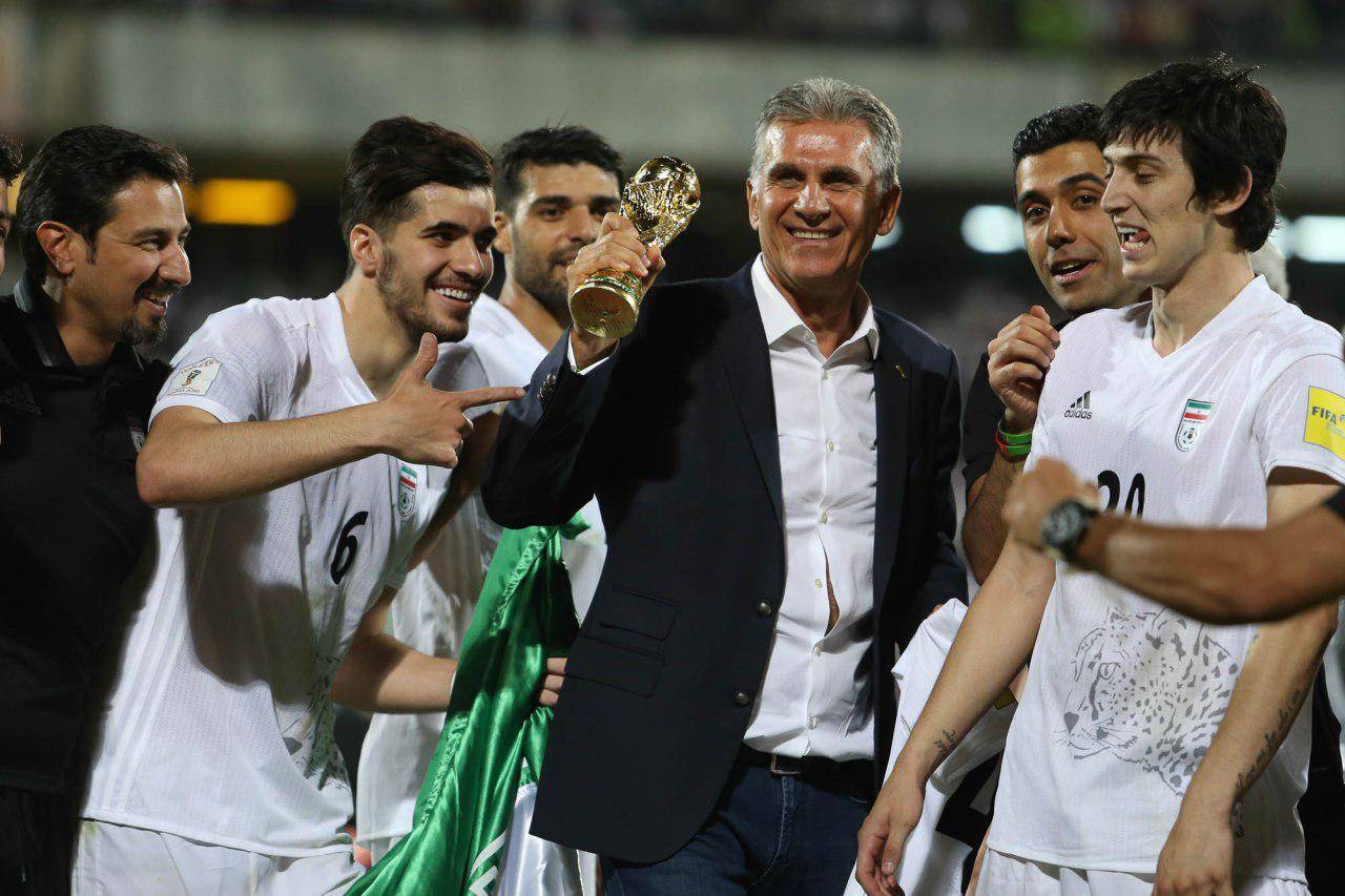 سقوط یک پله ای تیم ملی ایران در رنکینگ جدید فیفا
