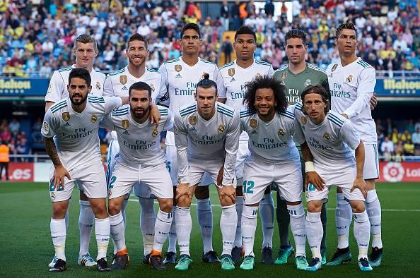 ترکیب رئال مادرید برابر لیورپول مشخص است؟