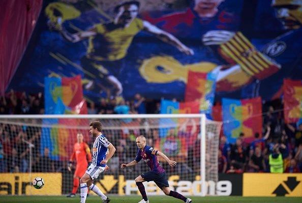پایان 8 مقدس؛ آندرس اینیستا و آخرین بازی برای بارسلونا