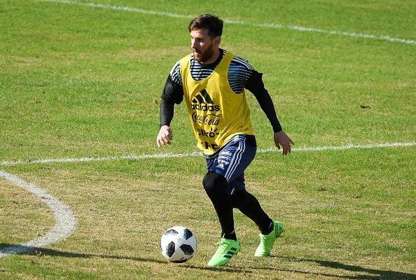 لیونل مسی: آرژانتین در واقعیت بهترین تیم جهان نیست